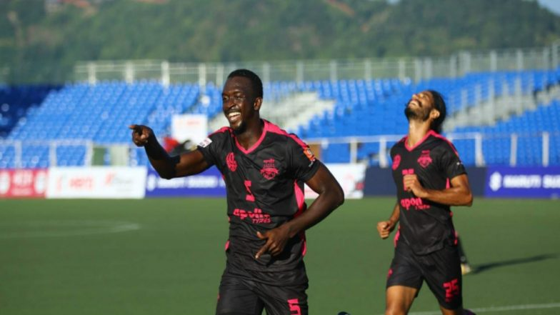 I-League 2018-19 Match Highlights: Lancine Toure Brace Helps Minerva Punjab FC Register First Win Over Aizawl FC 2-1