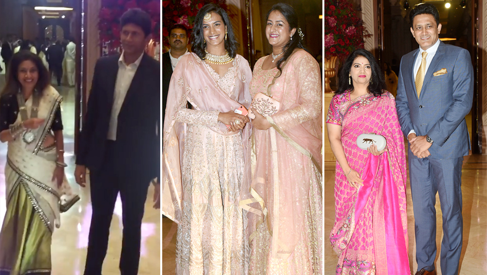 Deepika Padukone Ranveer Singh Wedding Reception Pics Videos Pv