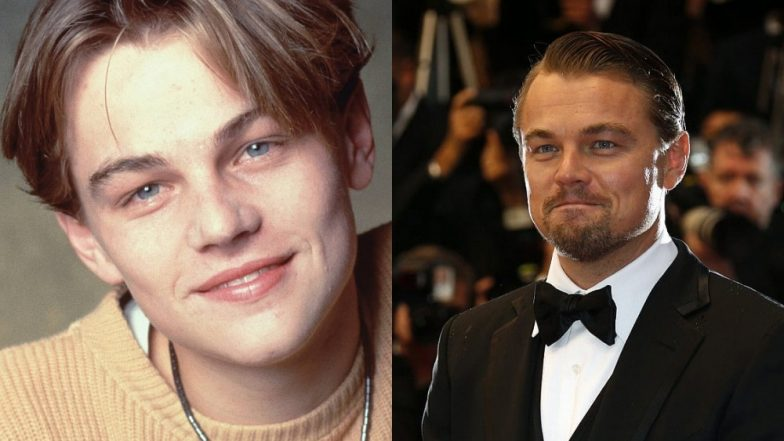 Leonardo Dicaprio The Man With Many Facets From Adorable Jack
