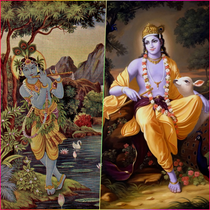 Lord Krishna P Os And Wallpapers In Hd