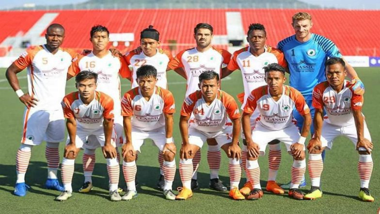 Neroca FC vs Real Kashmir, I-League 2018-19 Match Preview: Winless Neroca Take on Buoyant Real Kashmir