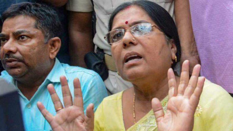 Muzaffarpur Shelter Home Case: Former Minister Manju Verma Suspended From JDU