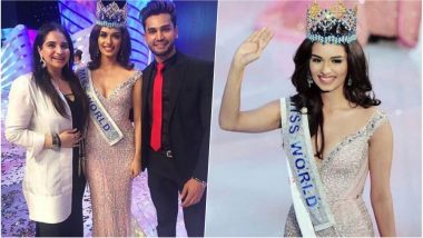 Manushi Chhillar Completes One Year as Miss World! Celebrates Anniversary with a Throwback Picture & Expresses Gratitude