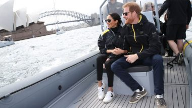 Meghan Markle's White Veja Sneakers Are Eco-Friendly And Only Worth INR 10,900!