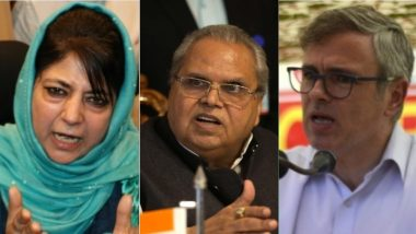 'Leave Kashmir' Advisory: Omar Abdullah Gets 'No Answer' From Governor, Amarnath Yatris Struggle to Return - 10 Developments