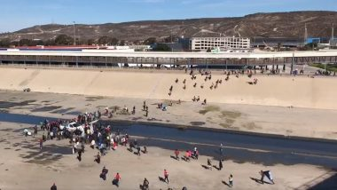 U.S. Closes Major Crossing with Mexico as Asylum Seekers Rush Border