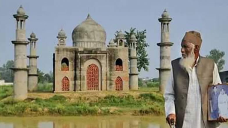 UP Postman Who Built a 'Mini Taj Mahal' for His 'Mumtaz' Died in a Road Accident