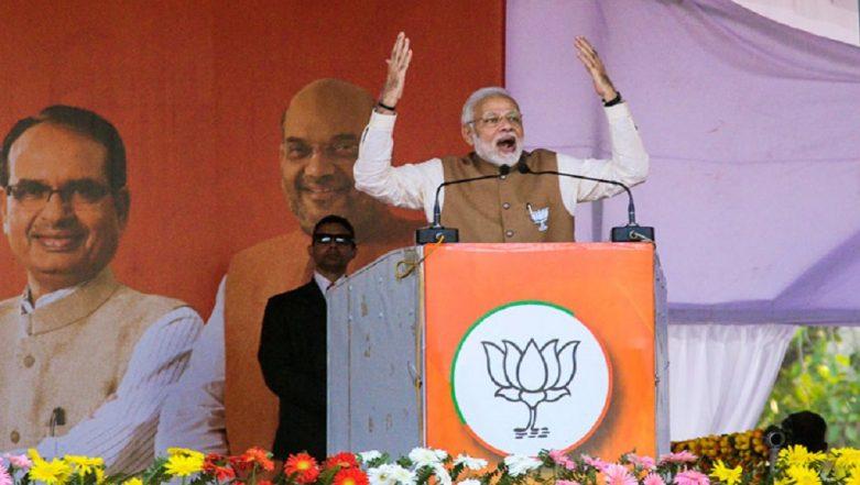 PM Narendra Modi Shares 'Main Bhi Chowkidar' Video Song to Kick-Start BJP's Campaign For Lok Sabha Elections 2019
