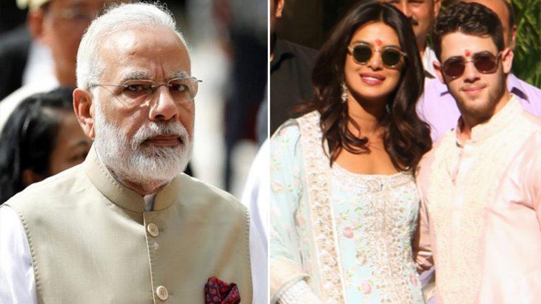 Prime Minister Narendra Modi to Visit Priyanka Chopra- Nick Jonas Reception in Jodhpur, Says Reports