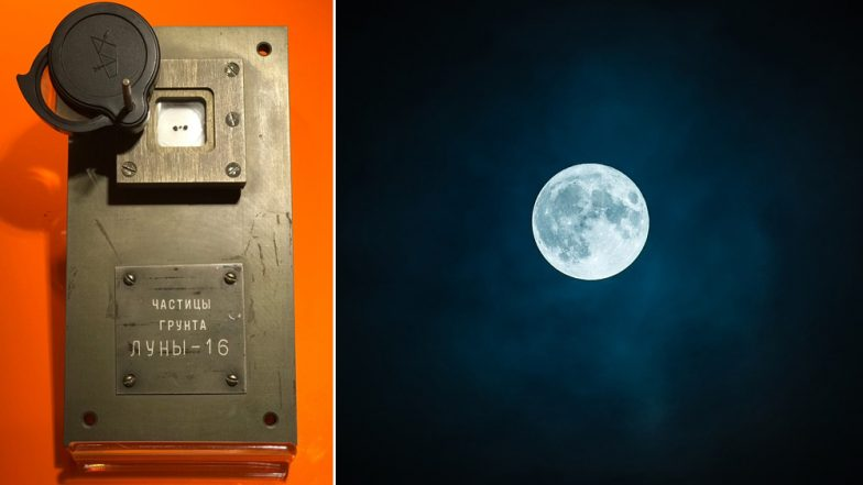 Three Moon Rocks Auctioned at New York! Lunar Samples Sold for Around Rs 6 Crore