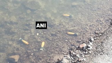 Siliguri: Live Mortar Cells Found in Teesta Canal, Bomb Squad at Spot