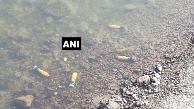 Siliguri: Live Mortar Cells Found in Teesta Canal, Bomb Squad at Spot