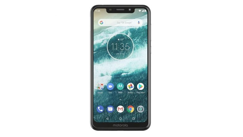Motorola's Android One (iPhone X Replica) Smartphone Coming to US on November 9 With $399 Price