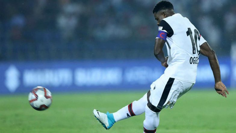 ISL 2018-19 Match Video Highlights: Mumbai City FC Ends NorthEast United FC's Unbeaten Run in Indian Super League Season 5