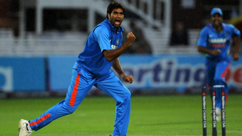 Munaf Patel Retires: World Cup Winning Indian Fast Bowler Calls It Quits, Feels Satisfied After Hanging Boots on 15-Year-Career!