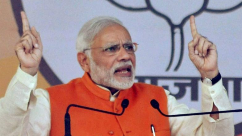 Telangana Assembly Elections 2018: Narendra Modi to Address Poll Rally in Hyderabad Tomorrow