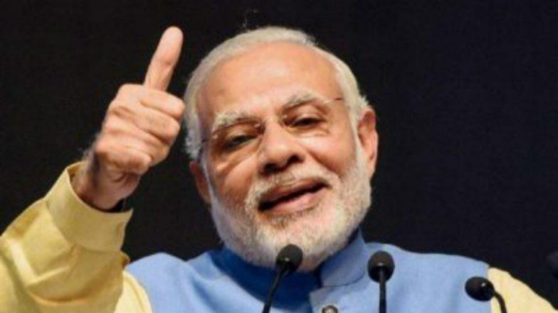 Jammu and Kashmir: Love for Prime Minister Narendra Modi Increasing in the Country, Says Jitendra Singh