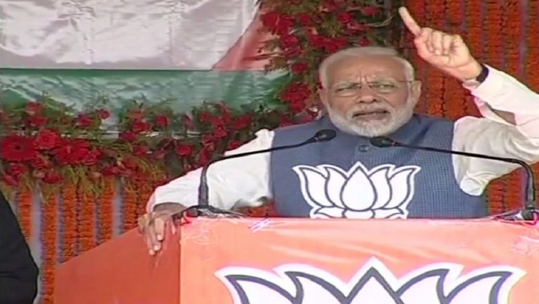 PM Modi Responds to Rahul Gandhi's Tirade on Demonetisation, 'None But One Family Still Crying Over Note Ban'