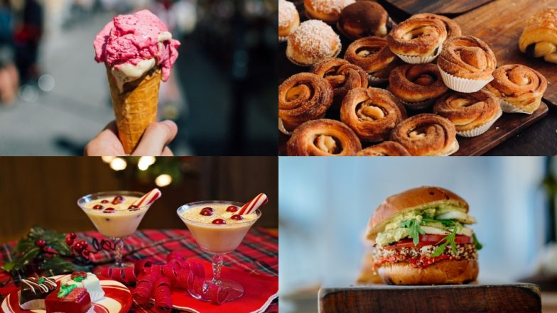 December 2018 Calendar: Every Food Lover's Favourite Month Has Ice Cream Day to Eggnog Day Ahead of New Year Celebrations!