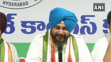Navjot Singh Sidhu in Row: NCW Chief Condemns 'Bride Who Does Less Work' Comment on PM Modi