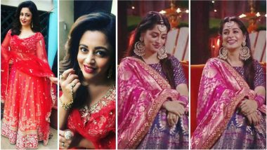 Neha Pendse or Dipika Kakar, Which Bigg Boss 12 Contestant Should Be Your Diwali 2018 Fashion Influencer? (See Pics)