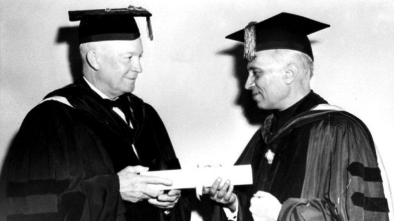 Jawaharlal Nehru Birth Anniversary: Lesser Known Facts & Rare Pictures of Chacha Nehru on Children's Day 2018