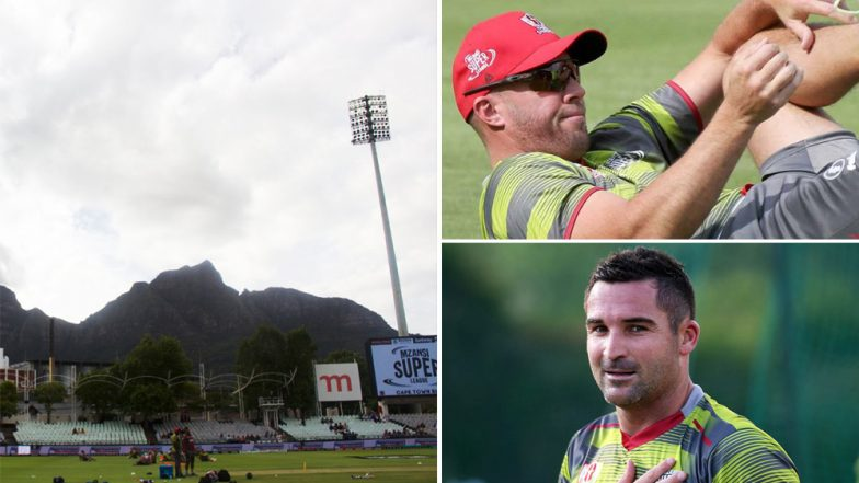 Live Cricket Streaming of Cape Town Blitz vs Tshwane Spartans, Mzansi Super League 2018 Match on SonyLiv: Watch Free Video Telecast of CTB vs TS MSL T20 on TV & Online from South Africa