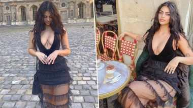 Newsha Syeh, Social Media Influencer Gets Slammed as Sex-Worker, Denied Entry in Louvre Museum in Paris for Wearing Revealing Outfit