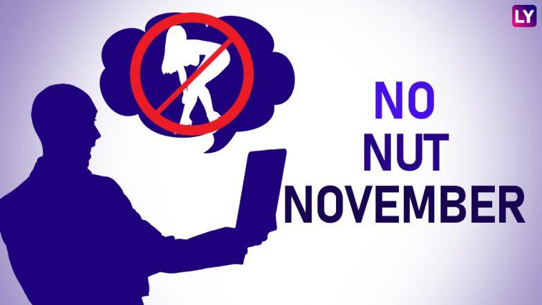 No Nut November