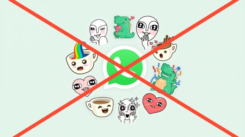 WhatsApp Stickers for iOS: Apple Deleting Sticker Apps From The App Store for Violating Rules & Guidelines