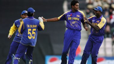 Nuwan Zoysa Charged For Breaching ICC Anti-Corruption Code Thrice; Sri Lanka Cricket Sends Him on 'Compulsory Leave' with Immediate Effect