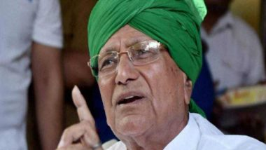INLD Leaders Resign in Show of Support to Ajay Chautala and his sons Dushyant Singh, Digvijay Chautala