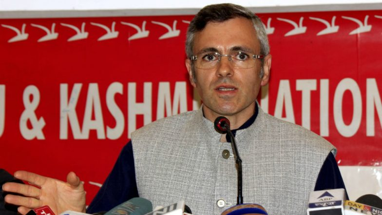If 'Non-Official' Talks With Taliban Acceptable, Why Not With Jammu & Kashmir Stakeholders, Asks Omar Abdullah
