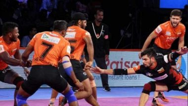 PKL 2018-19 Video Highlights: U Mumba Defeat Bengaluru Bulls 32-29