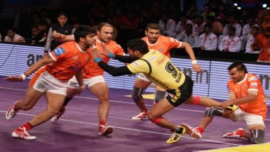 U Mumba vs Puneri Paltan, PKL 2018-19 Match Live Streaming and Telecast Details: When and Where To Watch Pro Kabaddi League Season 6 Match Online on Hotstar and TV?