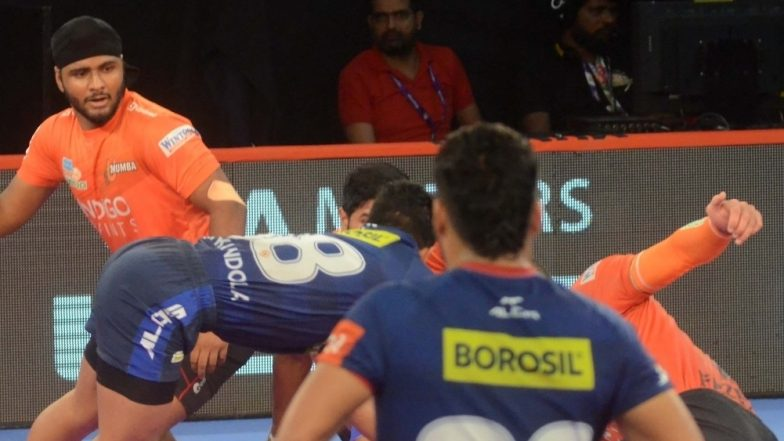 U Mumba vs UP Yoddha, PKL 2018-19 Match Live Streaming and Telecast Details: When and Where To Watch Pro Kabaddi League Season 6 Match Online on Hotstar and TV?