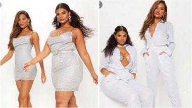 Online Fashion Store PrettyLittleThings Wins Hearts by Showcasing Clothes in Two Different Body Types