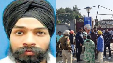 Who is Harmeet Singh PhD aka Happy, Mastermind of Amritsar Grenade Attack?