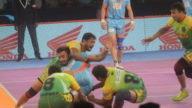 PKL 6 Video Highlights: Patna Pirates Beat Bengal Warriors 50-30 Comprehensively, Take 2nd Spot in Zone B Points Table