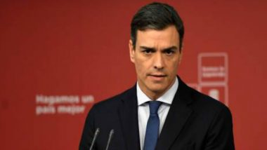 Spain PM Pedro Sanchez Threatens Brexit Deal Over Gibraltar