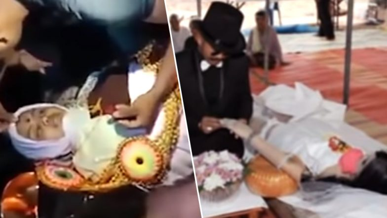 Wedding at a Funeral? Bizarre Cases of People Marrying Their Dead Partners Will Make You Wonder If It's True Love, Watch Videos