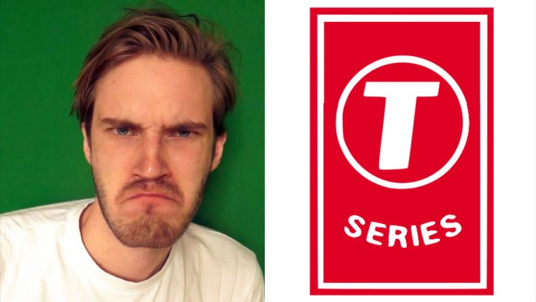 PewDiePie Vs T-Series War Continues: Fight for Most Popular YouTube Channel Intensifies as YouTuber MrBeast Joins PewDiePie For Support