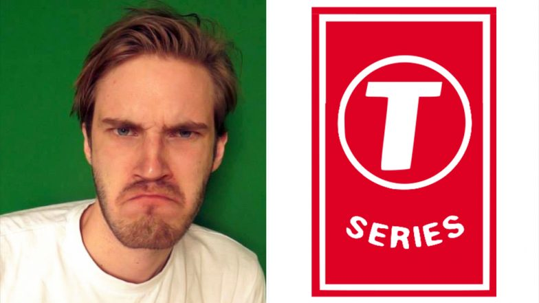 T Series: PewDiePie Vs T-Series War Continues: Fight For Most