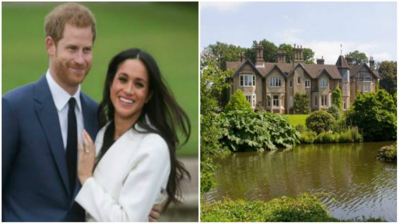 Prince Harry, Meghan Markle Prepare to Move into New Royal Cottage