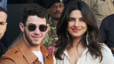 Isha Ambani Anand Piramal Wedding: Priyanka Chopra Dazzles While Nick Jonas Looks Classy at the Sangeet Ceremony - See Pic Inside