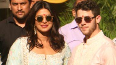 Priyanka Chopra-Nick Jonas Wedding LIVE Updates: NickYanka's Mehendi Ceremony Pics are OUT and They are Too Pretty For Words!