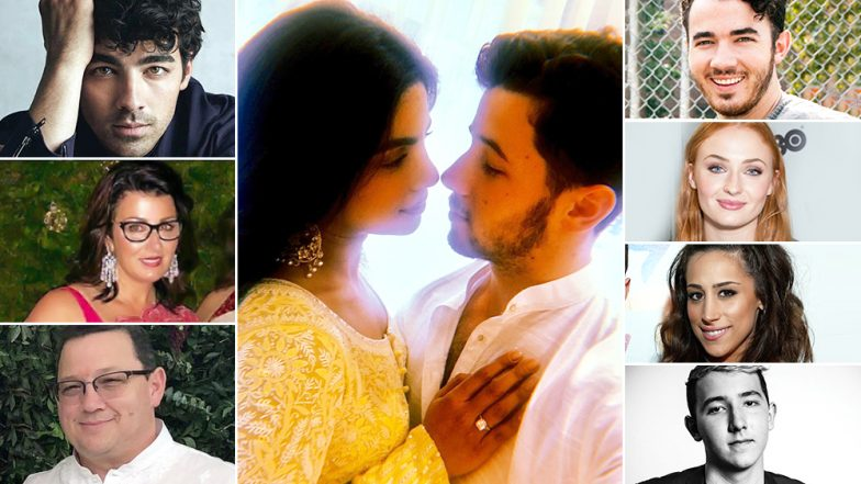 Priyanka Chopra-Nick Jonas New Family Tree: Indian Actress Is Going to Be Third Eldest Family Member After Her In-Laws!