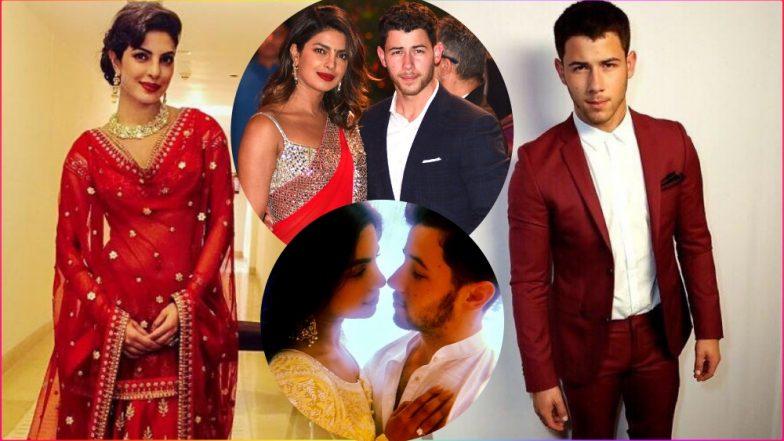 f87dc8d5b6a8 Priyanka Chopra and Nick Jonas Wedding Schedule  Hindu and Church Wedding  Dates