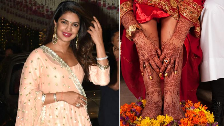 Priyanka Chopra's Mehndi is From Sojat in Rajasthan, Know All About the 'Henna City' of India