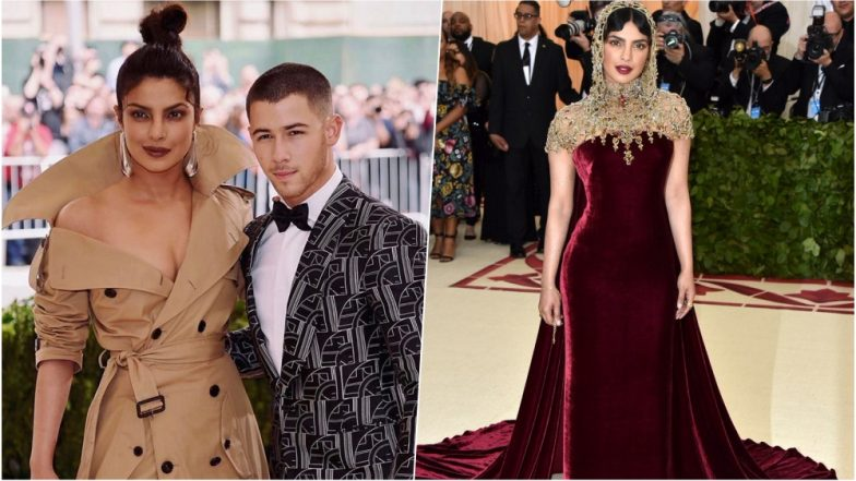 Priyanka Chopra Will be the First Celeb Ever to Wear a Ralph Lauren Bridal Gown for Her Church Wedding